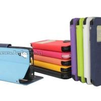 Flip Case Leather Lenovo P780 (cover Lenovo P780)