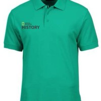 POLO SHIRT NATIONAL GEOGRAPHIC HISTORY