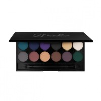 SLEEK I-Divine Eyeshadow Palette - V2 Ultra Matte