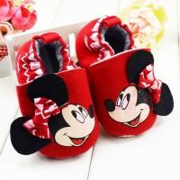 harga Sepatu Bayi (Baby Prewalker) 903 mini mouse disney baby RED Tokopedia.com
