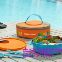 TEMPAT MAKAN FANCY CRYSTALWAVE TUPPERWARE DISCOUNT 40%