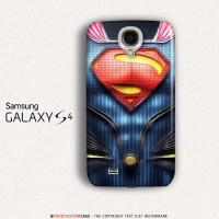 Superman Samsung Galaxy S4 Custom Hard Case