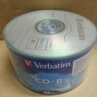 CD-R 52X 700MB Bulk50 Verbatim
