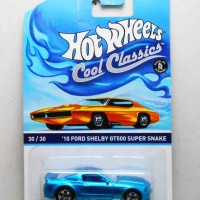 Hot Wheels Cool Classics '10 Ford Shelby GT500 Supersnake