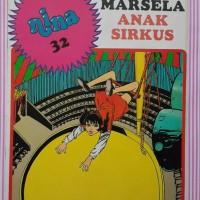 harga Komik Nina 32 Marsela Anak Sirkus Tokopedia.com
