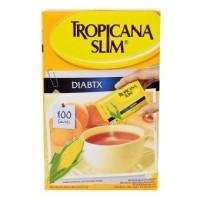harga Tropicana Slim Diabetics Gula Sachet Isi 100 Pcs Tokopedia.com