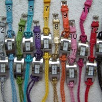 Ieke Braid Rope Watch (Jam Tangan Tali Kepang - Lilit)