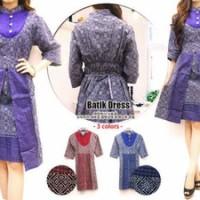 Batik MINIDRESS 1