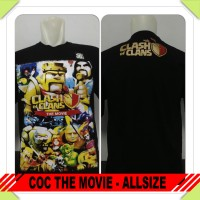 KAOS COC THE MOVIE/CLASH OF CLANS