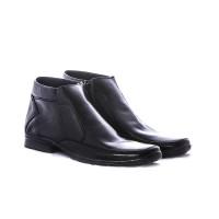 Sepatu pantofel/kantor/kerja/formal pria kulit gar