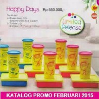 Tupperware Happy Days (1)/pcs