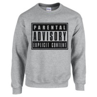 Sweater Parental Advisory
