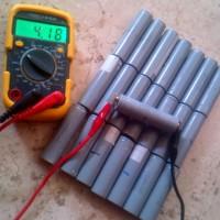 Jual Battery baterai batere batre LG 18650 2600mAh ORI diy powerbank eser Murah