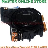 Part Lensa Camera Canon Powershot A1200 & PS A2200 5.0 - 20.0mm Jogja