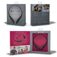 Headset Bluetooth LG Tone+ HBS-730 Stereo