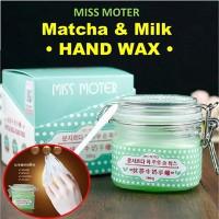 MISS MOTER MATCHA / MILK HAND WAX ORIGINAL
