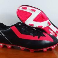[ORIGINAL] Umbro Geoflare Shield FG Black (Sepatu Bola/Sepakbola)
