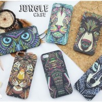 harga Casing Hp Unik Jungle Case Iphone 4/4s/5/5s/6/6+ Grand 2 S4 S5 Note 3 Tokopedia.com