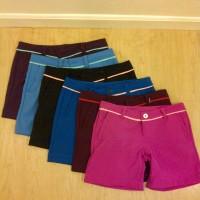BCD0004 celana 2tone katun tebal purple,light blue,black,blue,maroon,p