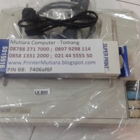 Printer Epson LX800 Murah Berkualitas Dot Matrix LX 800 Mulus