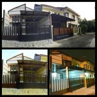 Rumah Bisa di KPR, Bangunan Baru, 1 km dr Kantor PEMDA Cibinong Bogor