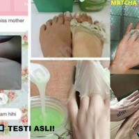 Jual MISS MOTER MATCHA / MILK HAND WAX GREEN TEA ORIGINAL Murah