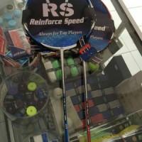 Raket Reinforce Speed Metric Power 10 dan 11 (Promo)