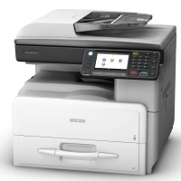 Ricoh MP 301SP Black and White Laser Multifunction Printer