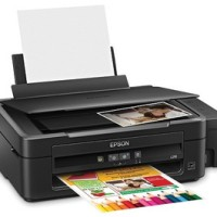 Printer Epson L210 (Print, Scan, Copy)