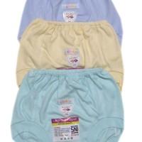 Libby Celana Pop Warna 3-6m (3pcs)