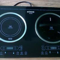 Induction cooker KOMPOR LISTRIK Merk KUCHE type K-919