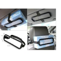 Tissue Paper Box Holder car visor Penyangga kotak tissu tisu di mobil