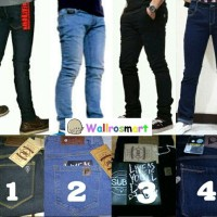 Jual Celana Jeans PSD / Peter Says Denim / PSD / Skinny / Pensil / Panjang Murah