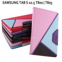harga Samsung Tab S 10.5 T800 T805 Fashion Color Cover Tokopedia.com
