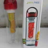 Botol Tritan Air Minum Buah Infus Water