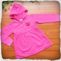 Koala Bebe Pink jacket Hoodie (code: G558)