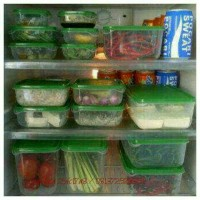 harga ikea pruta 17 pcs.  food container Tokopedia.com