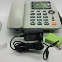 Telepon rumah kantor kartu GSM Merk ZTE Model WP626