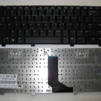 Keyboard HP Pavillion DV2000 DV2300 DV2500 Series Hitam