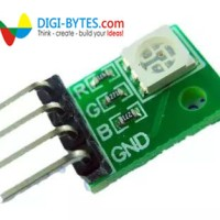 Arduino RGD LED modul