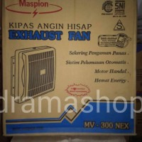 harga Kipas Angin Hisap, Exhaust Fan Maspion Mv-300 Nex Tokopedia.com