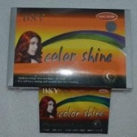 ASLI BSY Dark Brown - BSY Color Shine - BSY Noni Coklat-BBB13