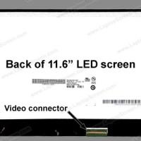 """LCD/LED 11.6"""" Acer Aspire One 722 AOD 725 AOD 756"""