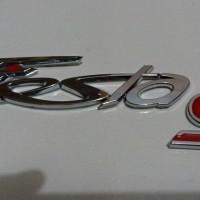 """Emblem Ford """"Fiesta S"""""""