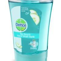 Dettol Auto Handwash 250ml Cucumber Refill