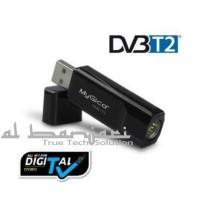 MyGica USB DVB-T2 TV Stick - T230 - Black