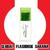 FLASHDISK 16 GB PENDRIVE CLICK CO ASLI ORIGINAL