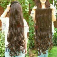 Jual Hair Clip Big Layer 75 Cm / hairclip Murah