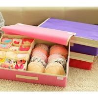 Underwear Eve Genie Milana Bra Cd Bag Box storage kotak penyimpanan