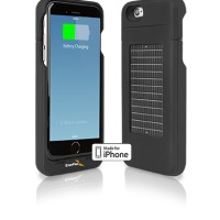 Enerplex Surfr for iPhone 6 - Built in 2700 mAh Black